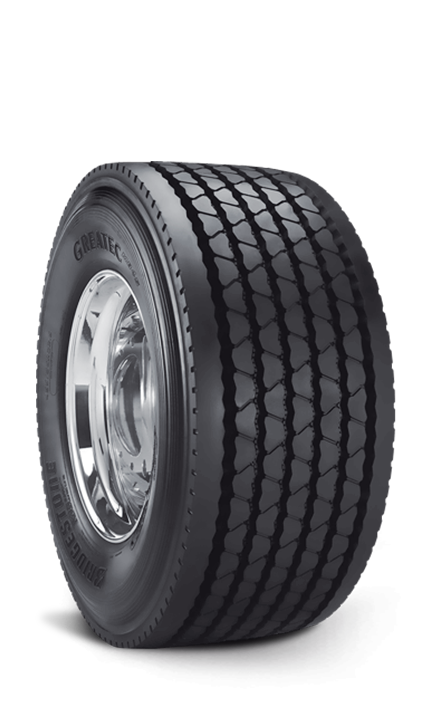 Bridgestone GREATEC M845 455/55R22.5