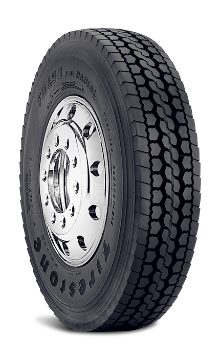Firestone FD690 PLUS 295/75R22.5