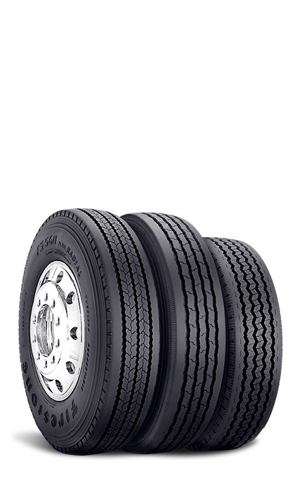 Firestone FS560 PLUS 11R22.5