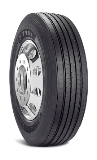 Firestone FT491 295/75R22.5