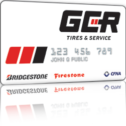 GCR Credit Card